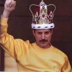Legend Freddie Mercury