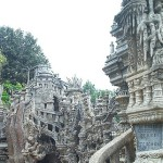 Unique Palace built by French postman Ferdinand Cheval