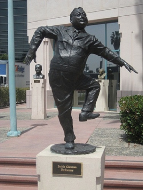 Jackie Gleason (February 26, 1916 – June 24, 1987), American comedian, actor and musician