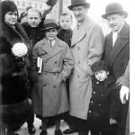 1920s, John Leslie Coogan in Germany