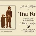 "Vintage poster ""The Kid"""