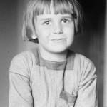 Child actor Jackie Coogan