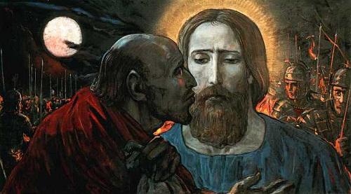 Kiss of Judas. 1985