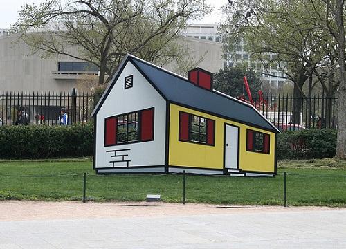 Lichtenstein's House