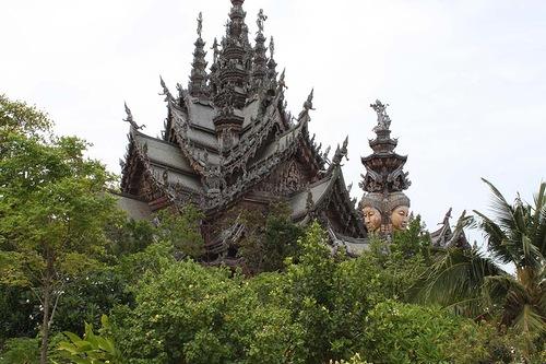 Sanctuary of Truth, Naklua Soi 12, Pattaya, Thailand
