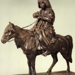 Sculptor A.Ober
