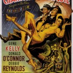 French poster. Singin' in the Rain, 1952