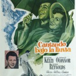Cantando bajo la lluvia (Singing under the Rain), 1952