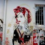 Street art by Mittenimwald. Hamburg, Germany