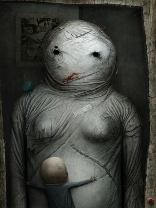 Surrogate. Anton Semenov, Gloom82