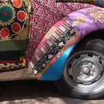 Textile Decorated by creative duo from Lebanon – Bokja