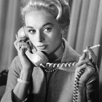 Hollywood actress Tippi Hedren