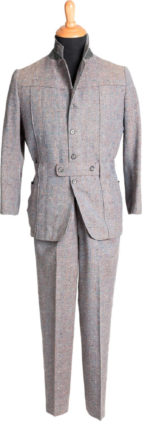 The Gene Kelly Suit from Singin' in the Rain