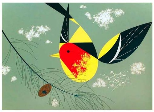 The Golden Book of Biology by Charley Harper