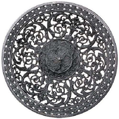 The Kasli plant - elegance of iron lace
