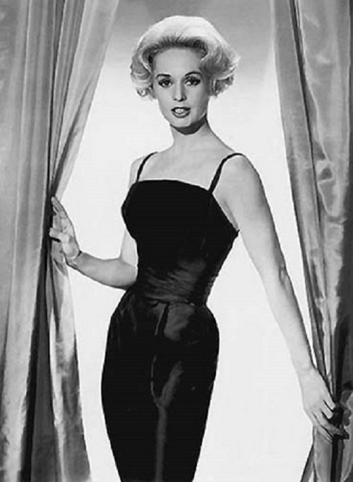 Beautiful actress Tippi Nathalie Kay Hedren