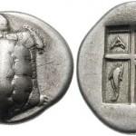 Tortoise monument
