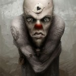 Creepy images from the depths of human subconscious