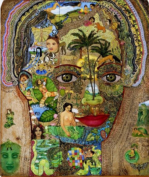 Nature & Humanity in Irene Hardwicke Olivieri's art