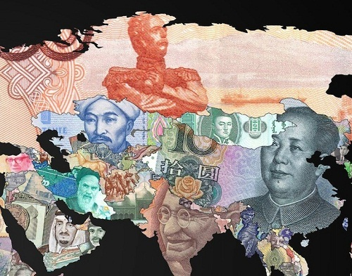 Currency World Maps