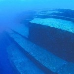 Steps of Yonaguni Mysterious pyramids