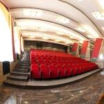 school amphitheater