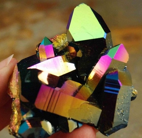 Beauty Will Save Titanium Quartz Crystals Beauty Will Save