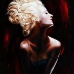 Hyperrealistic paintings by Alexander Sheversky