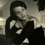Bygone era of femininity, photography by Nina Leen