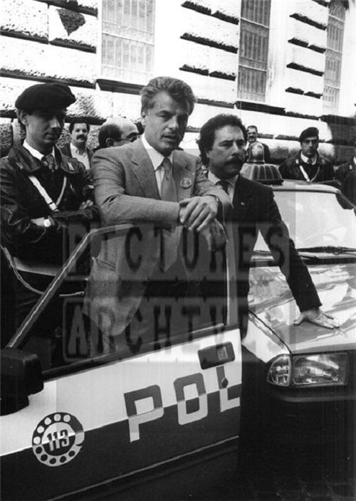 Fearless Commissioner Corrado Cattani, 1984 series La Piovra