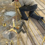 One-of-a-kind 3D illusion created by English freelance artist Julian Beever
