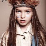 Little Indian. Moloko magazine. Anastasia Bezrukova