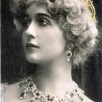Lina Cavalieri - world's first photo model