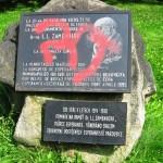 monuments to esperanto inventor dr. Zamenhof