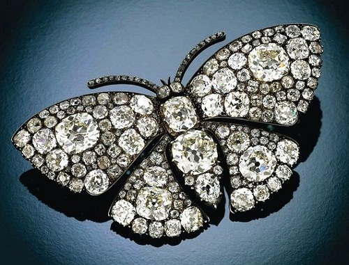 Exquisite Rene Lalique jewelry