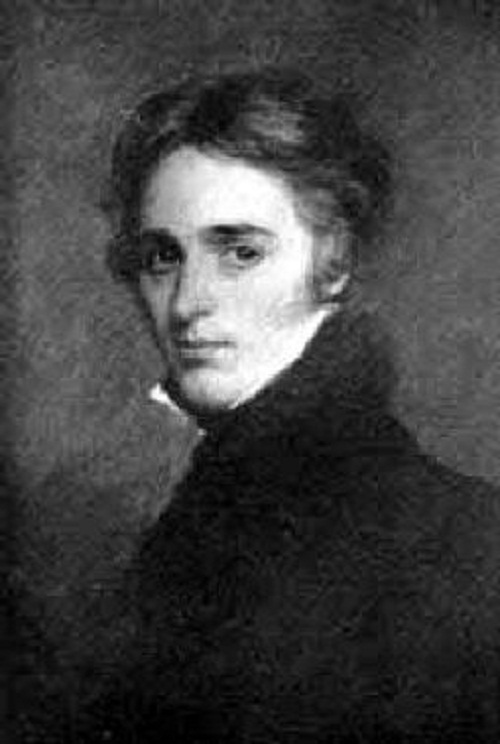 English poet Percy Bysshe Shelley