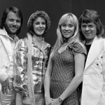 The four of ABBA