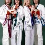 Swedish group ABBA