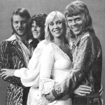 Two couples of ABBA