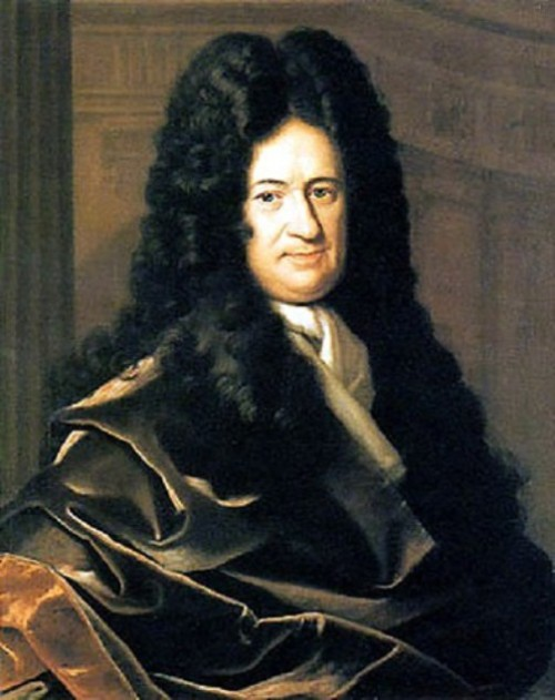 Great mathematicians. Gottfried Wilhelm Leibniz