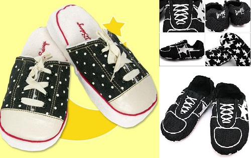 Traditional beliefs have a negative attitude to such gift as sneakers, slippers, as this will make the recipient walk away from you, even worse – they symbolize death