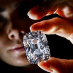 The four-hundred-year-old Archduke Joseph Diamond, which is flawless, colorless, and a whopping 76 carats goes under the hammer at Christie's, in Geneva, on November 13, it is set to fetch more than $15million