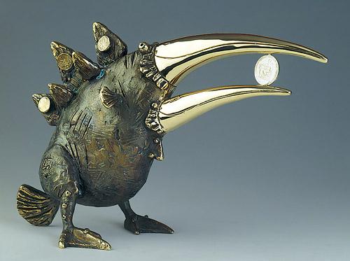 sculptor Oleg Pinchuk