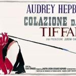 """Italian 1961 """"Breakfast at Tiffany's"""" poster"""