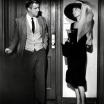 "Hepburn in a hat. 1961 ""Breakfast at Tiffany's"""
