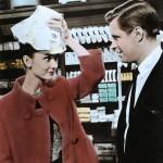 "Shop scene. 1961 ""Breakfast at Tiffany's"""