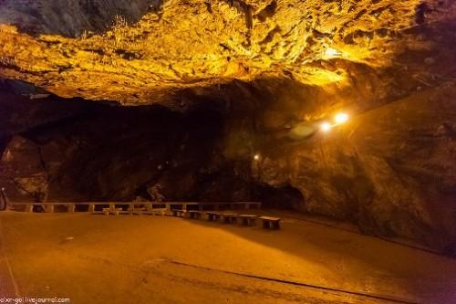 Cave Renmun in county Kucan, North Korea
