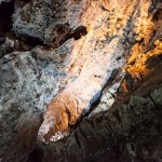 Renmun cave in county Kucan, North Korea