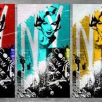 Come to New York. Creative art by German artist NuKuZu