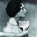 Elizabeth Taylor 1958